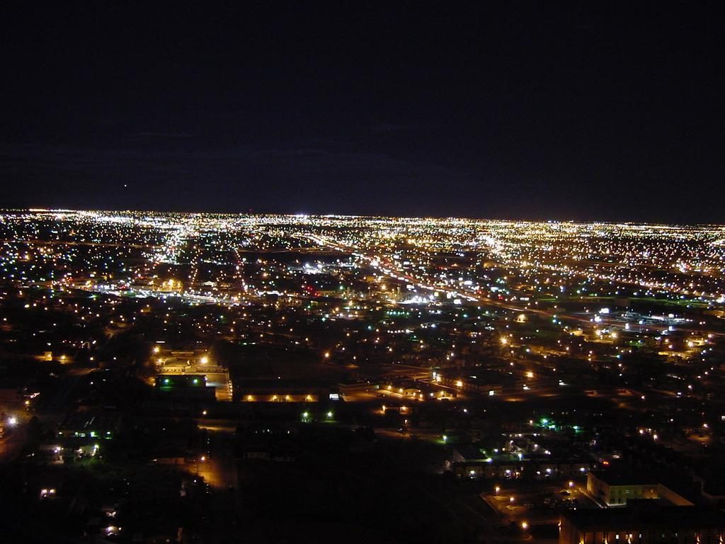 Cd. Juárez de noche